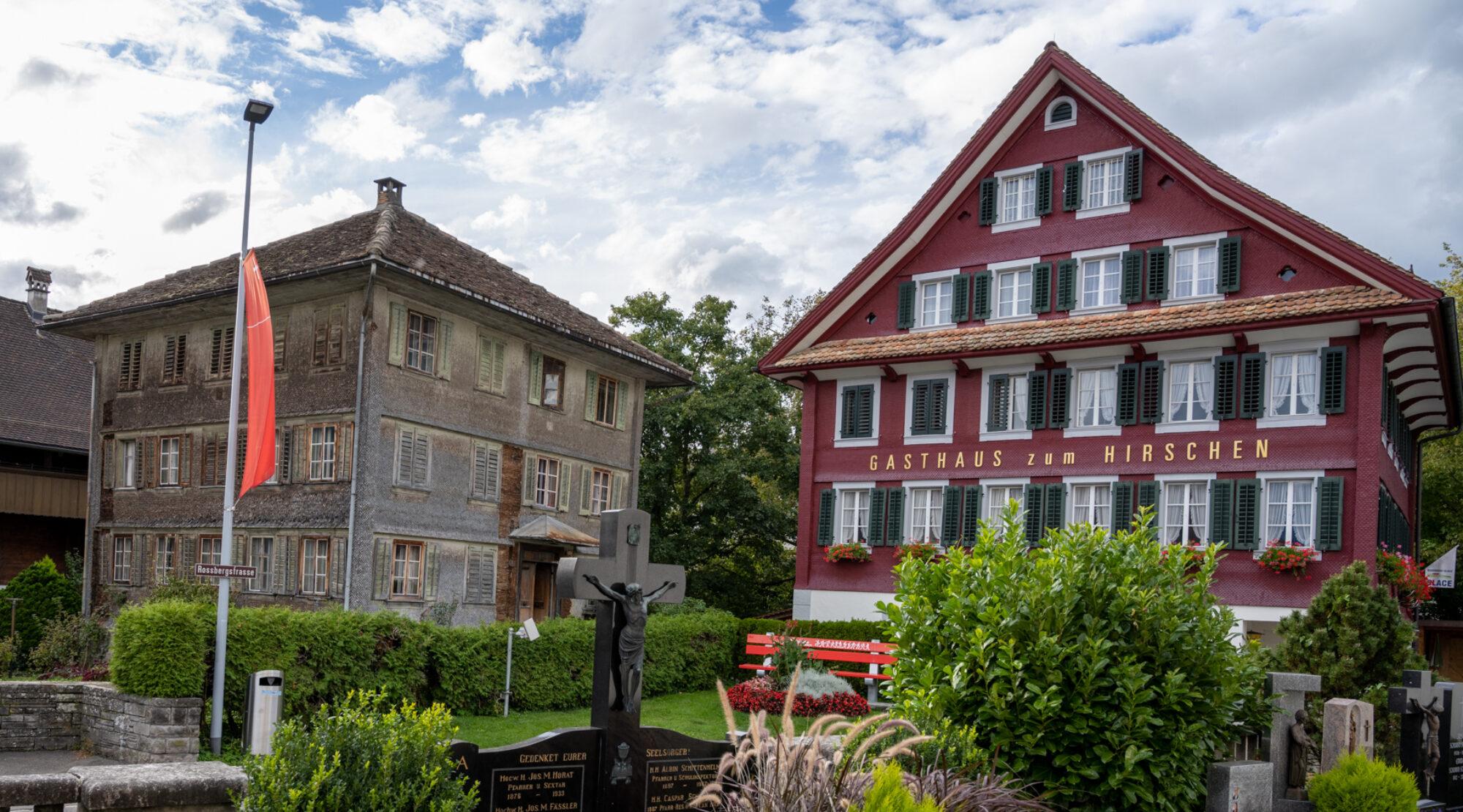 Kaplanenhaus Steinen